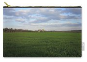 Great Friends Iron Horse Wheat Field And Silos Carry-all Pouch