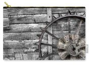 Iron Tractor Wheel Carry-all Pouch