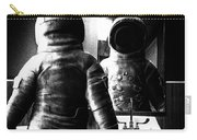 The Astronaut And The Bathroom Carry-all Pouch