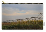 Irrigation On The Farm Carry-all Pouch by Dan Sproul