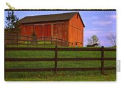 Is Every Barn Red Carry-all Pouch