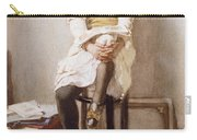 Is It Time Carry-all Pouch by John Henry Henshall