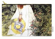 Is She Not Pure Gold My Mistress Carry-all Pouch by Eleanor Fortescue Brickdale