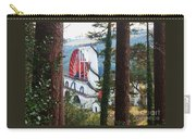 Isabella Through The Trees Carry-all Pouch