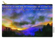 Isaiah 44 22 Carry-all Pouch