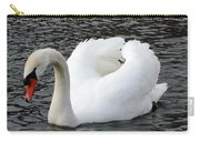 Isar Swan Carry-all Pouch