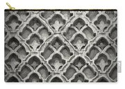 Islamic Art Stone Texture Carry-all Pouch