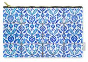 Islamic Tiles 01 Carry-all Pouch