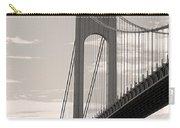 Island Bridge Bw Carry-all Pouch