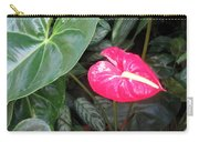 Island Flower Carry-all Pouch