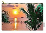 Island Glow Carry-all Pouch