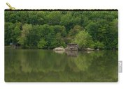 Island House On New River - West Virginia Carry-all Pouch