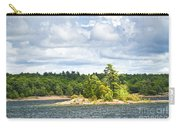Island In Georgian Bay Carry-all Pouch