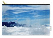 Island In The Clouds Carry-all Pouch