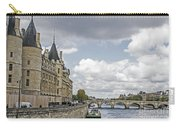 Island In The Seine Carry-all Pouch