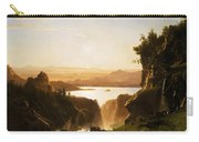 Island Lake Wind River Range Wyoming Carry-all Pouch