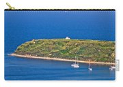 Island Of Susak Cape Church Carry-all Pouch