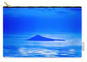 Island Of Yesterday Wide Crop Carry-all Pouch