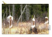 Island Park Cattails Carry-all Pouch