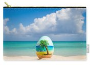 Island Style Easter Egg Carry-all Pouch