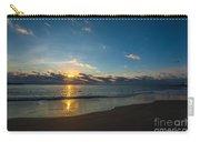 Coastal Beach Sunrise Carry-all Pouch