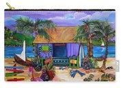 Island Time Carry-all Pouch by Patti Schermerhorn