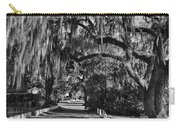 Isle Of Hope Bw Carry-all Pouch
