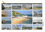 Isle Of Wight Collage - Plain Carry-all Pouch