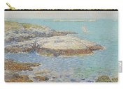 Isles Of Shoals Carry-all Pouch by Childe Hassam