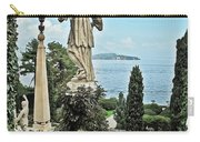 Isola Bella And Lake Maggiore Carry-all Pouch