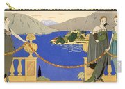 Isola Bella Carry-all Pouch