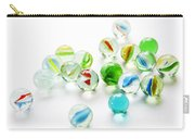 Isolated Marbles Carry-all Pouch