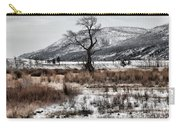 Isolation In Yellowstone Carry-all Pouch