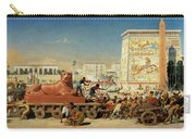 Israel In Egypt, 1867 Carry-all Pouch