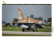 Israeli Air Forcee F-16i Sufa Carry-all Pouch