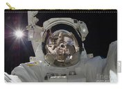 Iss Expedition 32 Spacewalk Carry-all Pouch by Nasa Jsc