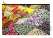 Istanbul Egyptian Spice Market 01 Carry-all Pouch by Antony McAulay