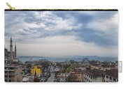 Istanbul Panorama Hdr Carry-all Pouch