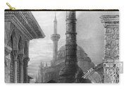 Istanbul: Porphyry Column Carry-all Pouch