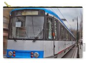 Istanbul Tram In Motion Carry-all Pouch