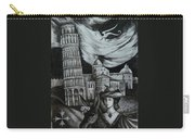 Italian Fantasies. Pisa Carry-all Pouch