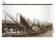 Italian Fishing Boats Fishermen's Wharf San Francisco Circa 1903 Carry-all Pouch