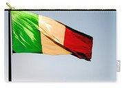 Italian Flag Carry-all Pouch