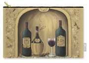 Italian Reds Carry-all Pouch by Marilyn Dunlap