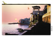 Italian Riviera Carry-all Pouch