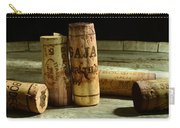 Italian Wine Corks Carry-all Pouch