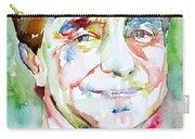 Italo Calvino Carry-all Pouch
