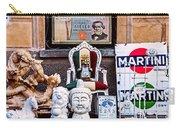 Italy Memorabilia Carry-all Pouch