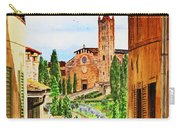 Italy Siena Carry-all Pouch