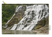 Ithaca Falls Carry-all Pouch by Anthony Sacco